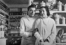 Nuestra Historia / Nuestra farmacia y entorno en en siglo pasado.