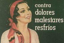 Así se anunciaba... / Una selección de carteles curiosos del siglo pasado.