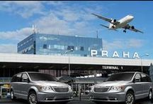 Order Taxi Transfers from Prague to desired city
