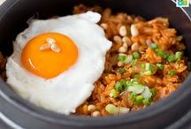 Recipes to Try - Korean / by Michelle M