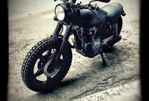 Honda cb 400 n / Moto