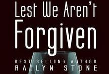 Lest We Aren't Forgiven / Here's my inspiration board for my contemporary novel, Lest We Aren't Forgiven. A novel about loss, love, and betrayal and just how far family ties can stretch before bonds break.