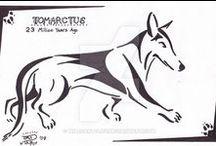 Dog/animal Dream...egyptian?