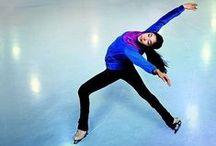Skating! / Pattinaggio artistico.