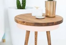 D.I.Y & House Hacks / Ideas and ways to add impact to furniture plus general DIY tips