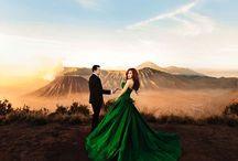 Bromo prewedding / Beauty and magical Bromo