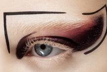 Makeup Inspiration / Unusual makeup designs & tips