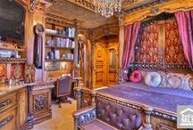Interiors Spaces Decor / Lovely inspiring stuff