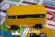Car Travel Games & Activities  / Family games and activities to play in the car