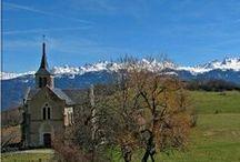 Inspiration chapelles, monastères...