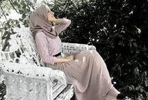 Hijab / Habitually chic