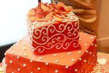 Wedding cakes / yummy yummy delicious and lovely looking cakes for the special occasion is must... In wedding, cakes add more joy and happiness in party... #wedding #cakes #Sevenpromises / by SevenPromises