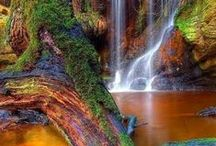 Waterfalls / by The Edge of the Faerie Realm