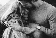 lovebites & cuddling.