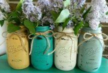 I LOVE Mason Jars / by Christy Sparks
