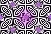 Illusions / Optische illusies