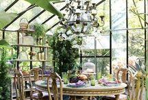 garden, terrace...