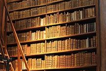 Book Nook / What's your favorite #book and place to #read? Loving those #libraries.