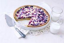 makeat herkkureseptit suomeksi - sweet recipes in finnish / Leivonnaisia, makeisia ja muita makoisia reseptejä - kaikki suomeksi.