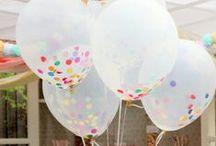 Kids Party Inspiration / Inspiratie voor kinderfeesten door Buro Alles! www.buroalles.nl