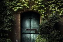 Doors and Entryways / Doors, Portals, and entrances to any place you want to go.