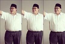 Sammy Not A Slim Boy, Standup Comedian, Indonesia / Sammy Notaslimboy, Standup Comedian Indonesia