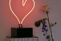 decor / inspiration to create lovely spaces