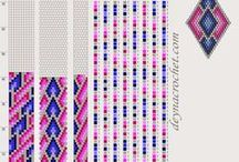 Bead rope crocheting patterns