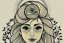 luota intuitioosi - trust your intuition