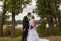 Weddings at the Exploration Gateway / The Exploration Gateway at Sippo Lake Park is located between Canton and Massillon on the shore of Sippo Lake. A beautiful natural setting with comfortable indoor spaces for weddings and special events in Northeast Ohio!