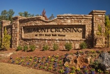 Piedmont Crossing / Piedmont Crossing is a beautiful Atlanta community of 11 new homes located in East Cobb County. This community of Traditional style homes have a European flair and are situated on gorgeous wooded homesites, Piedmont Crossing has convenient access to I-75 and Highway 120/ Roswell Road.  dining and shopping, your lifestyle will be complete in your new home in Cobb County.