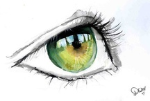 Anna's Eye Fetish  / I have a deep seeded facination with eyes. I love them. I think it's because you can see so much about a person through their eyes. :) They are after all the windows to the soul...