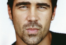 Colin Farrell Yum / I actually named my oldest son after Colin Farrell. He is so beautiful and has a lovely sense of humor. YUM