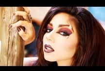 makeup / by shanda gabriel