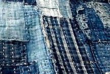 INDIGO | SHIBORI / by Madge