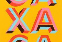 Typography / <3