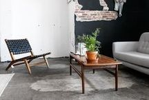 Interiors + Furniture / Love all forms of design.