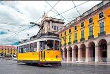 Żółte tramwaje