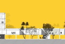 • arch drawings • / architecture | renders | sketches