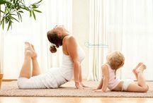 Yoga y Pilates para niños