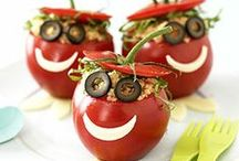 Kids recipes / How to make your kids eat veggies with no complaints!