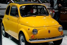 Fiat500 and others / FIAT500(original model only!) and other similar ones. / by sato_ishinomaki