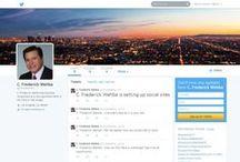 C. Frederick Wehba Social Sites / C. Frederick Wehba Social Sites