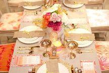 Decoraciones de mesa
