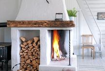 CHIMECAL: Rustic Fireplaces