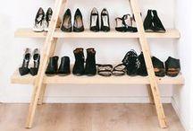 Home organization ideas / #room #design #organization #tips #ideas #cool #house