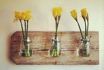 DYI home decor inspiration / #home #design #homedecor #dyi #awesome