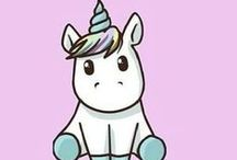 unicorns are best / this is all about unicorns i <3 it