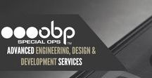 obp Special Ops / Solving design issues, developing products, manufacturing bespoke / special products for individuals & our commercial partners is a daily activity.  After extensive research, customer feedback & reviewing all the services we have provided our partners across the world over the past 10 years, gave us relevant information & data to clearly package our services to launch our Special Operations (Special Ops) department.