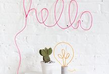 DIY :: / Inspiring do-it-yourself and craft projects to try out.
